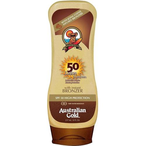 Australian Gold Lotion Bronzer SPF50 237 ml Sonnencreme