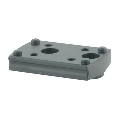 Spuhr Hunting Series Interface Mounts - Hunting Series Deltapoint Interface Mount