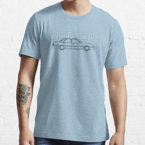 VL Calais mit Calais-Abzeichen Essential T-Shirt