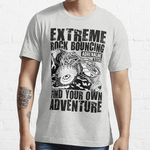 Rock Bouncer Buggy Extreme Essential T-Shirt