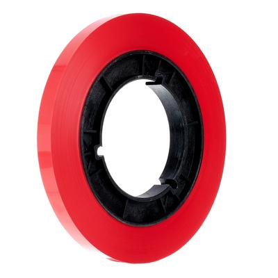 RTM Leader Tape Red 1/2