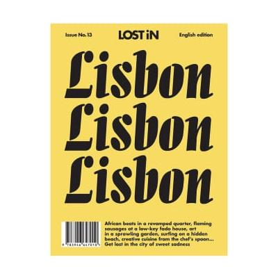 Lost In - Lisbon Guide - Yellow