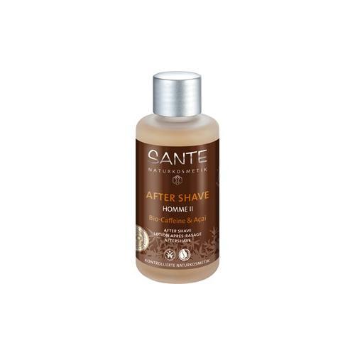 Sante Naturkosmetik Pflege Herrenpflege Bio-Caffeine & Açai Homme II After Shave 100 ml
