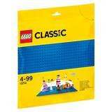 LEGO® Classic Blaue Bauplatte 10...