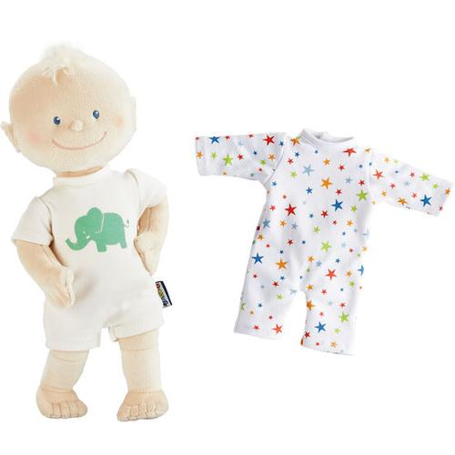 JAKO-O Puppe Krümelchen, weiß
