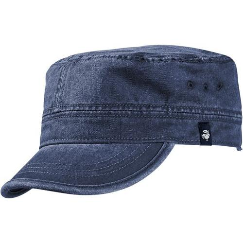 Basecap, blau, Gr. 54/56