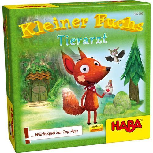 HABA Kleiner Fuchs Tierarzt, bunt