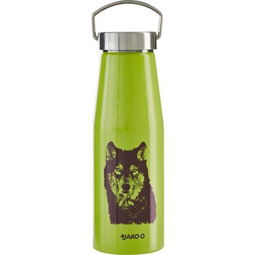 JAKO-O Trinkflasche Edelstahl, grün