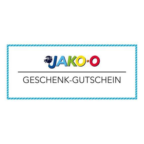 JAKO-O 20 € Gutschein Freundschaftswerbung JAKO-O, weiß