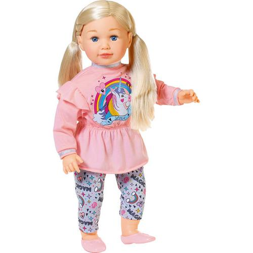 Puppe Sally, bunt