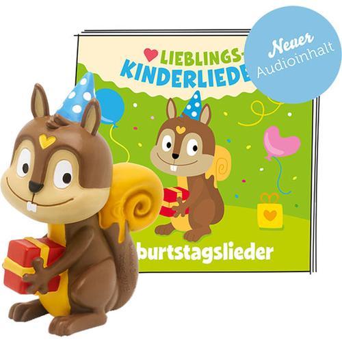 tonies® 30 Lieblings-Kinderlieder – Geburtstagslieder, bunt