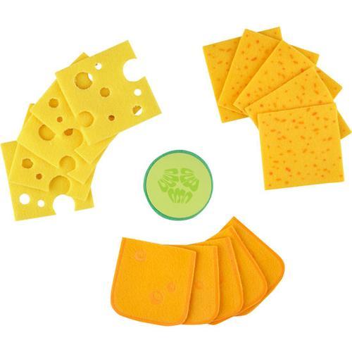 HABA Käsescheiben, gelb