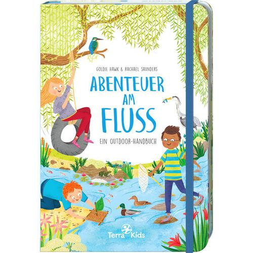 HABA Terra Kids – Abenteuer am Fluss, bunt