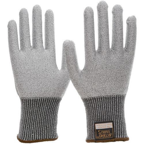 JAKO-O Schnitzhandschuhe, grau