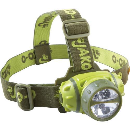 JAKO-O Stirnlampe LED, grün