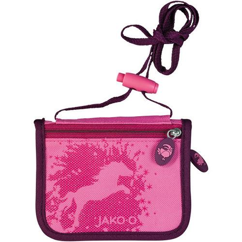 JAKO-O Kinder-Geldbeutel, rosa