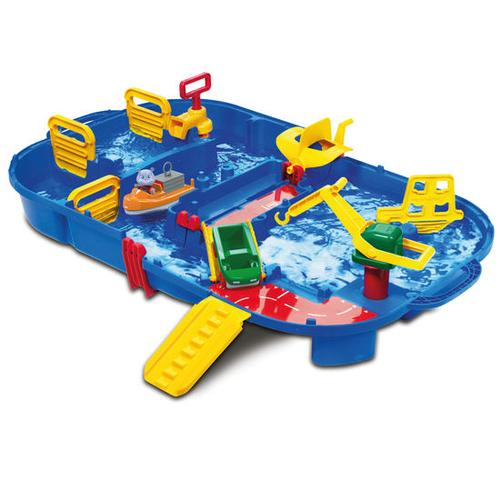 Aquaplay® Schleusenbox, blau