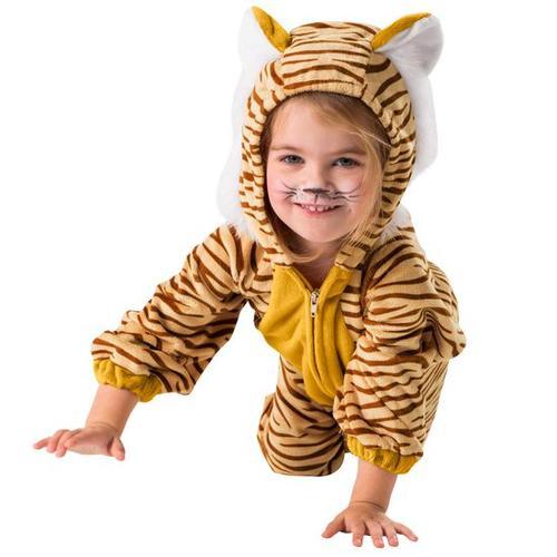 Kostüm Tiger, beige, Gr. 92