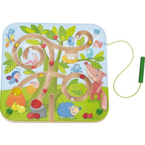 HABA Magnetspiel Baumlabyrinth, bunt