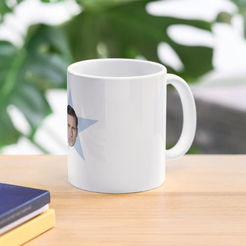 die Büro-Michael-Stern-Tasse Tasse