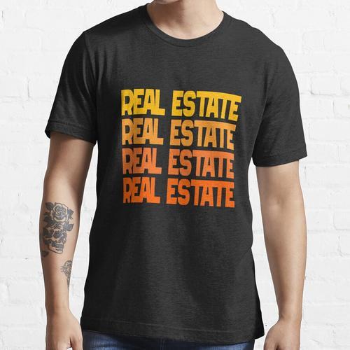 Immobilien Immobilien Immobilien Essential T-Shirt