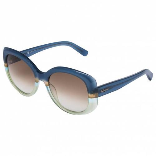 Salvatore Ferragamo Damen Sonnenbrille SF793S-447