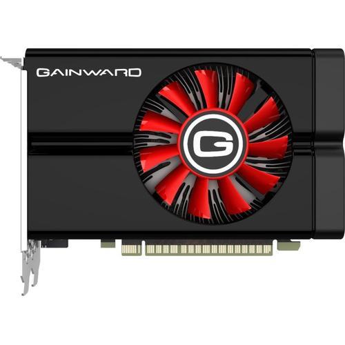 Gainward GeForce GTX 1050 Ti (4GB), Grafikkarte