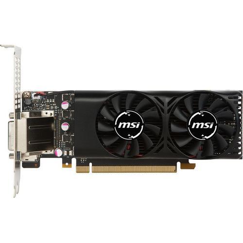 MSI GeForce GTX 1050 Ti (4GB), Grafikkarte