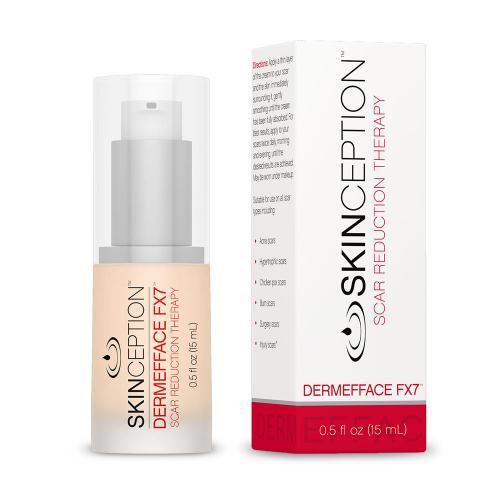 Skinception Serum zur Narbenentfernung - 15ml Serum - Mit Beta Glucan & Eisenkraut