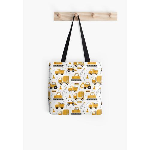Bauwagen Tasche