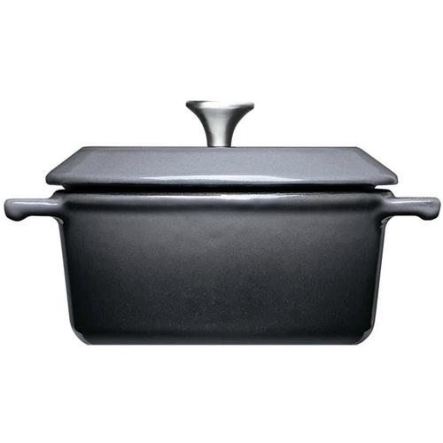 WOLL Kasserolle Iron, Gusseisen, (1 tlg.), Ø 10 cm, Induktion grau Kasserollen Töpfe Haushaltswaren