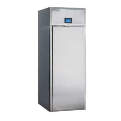 """Delfield GARRT2P-S 66"""" Two Section Roll Thru Refrigerator, (2) Left/Right Hinge Solid Doors, 115v"""