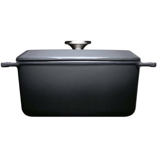 WOLL Kochtopf Iron, Gusseisen, (1 tlg.), Ø 24 cm, Induktion grau Gemüsetöpfe Töpfe Haushaltswaren