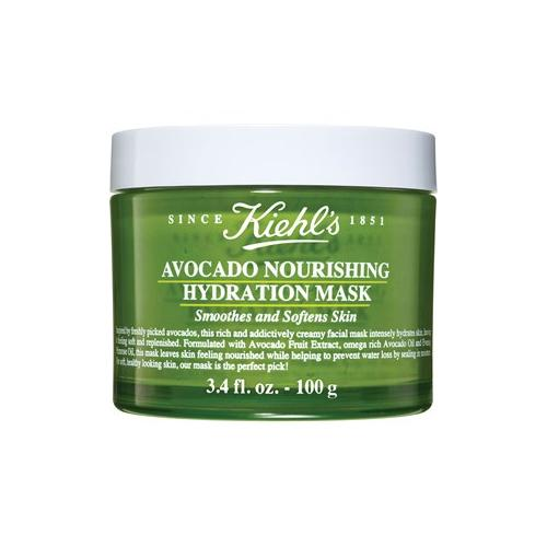 Kiehl's Gesichtspflege Gesichtsmasken Avocado Nourishing Hydration Mask 100 ml