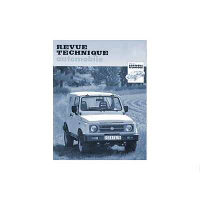 Revue technique auto ETAI 23667