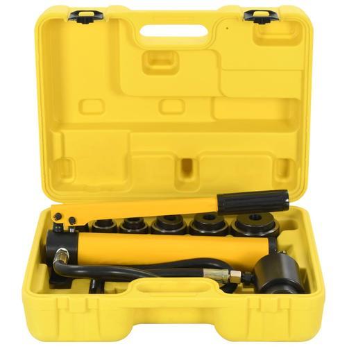 vidaXL Hydraulische Crimpwerkzeug-Set 22-60 mm
