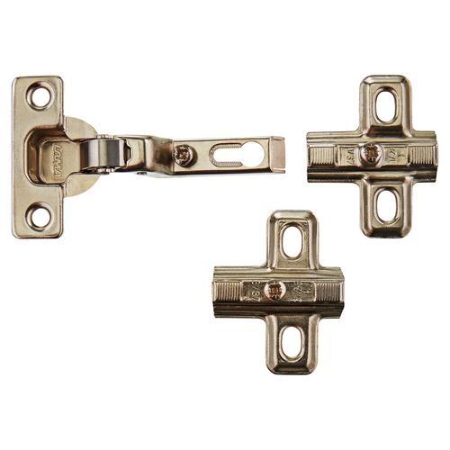 Topfscharnier Stahl Ø 26 mm 95° innenliegend 1 Stück