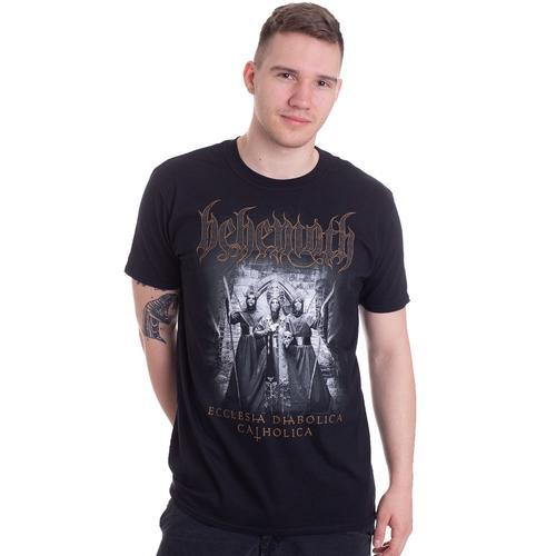 Behemoth - Catholica - - T-Shirts