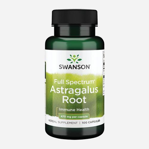Swanson Health Astragalus Root 470 mg