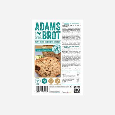 Adam's fitness Food Adam's Brot 2.0