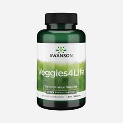 Swanson Health Greens Veggie4Life