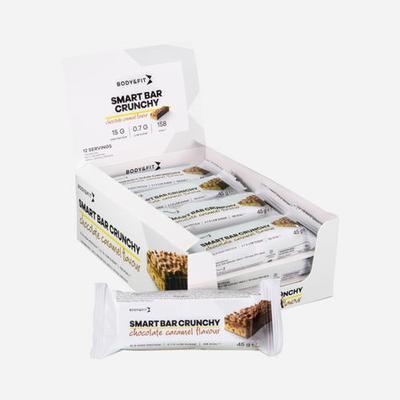 Body&Fit Smart Bar Crunchy - Box (12X45g)