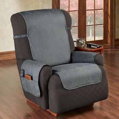 Stonehill Furniture Protector Dark Gray Recliner, Recliner, Dark Gray