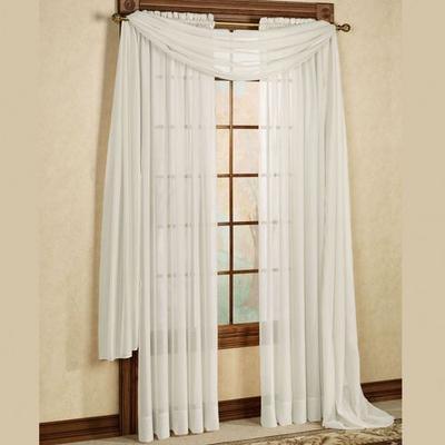 Elegance Tailored Curtain Panel, 60 x 84, Camel