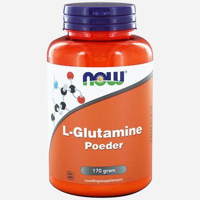 Now Foods L-Glutamine en poudre