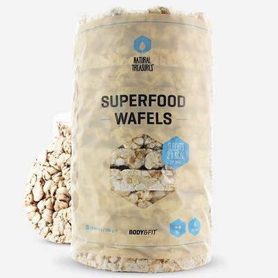 Body&Fit Galettes Superfood Waffles