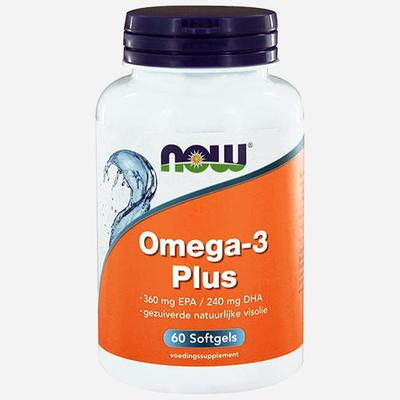 Now Foods Omega-3 Plus
