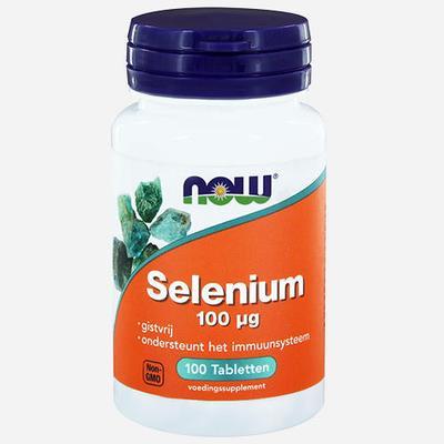 Now Foods Sélénium Now Foods Selenium