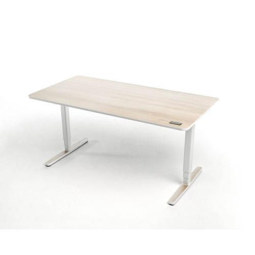 YAASA Desk Pro elektrisch höhenverstellbarer Schreibtisch 160x80 cm