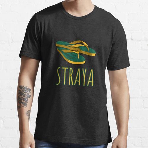 Straya Riemen Essential T-Shirt
